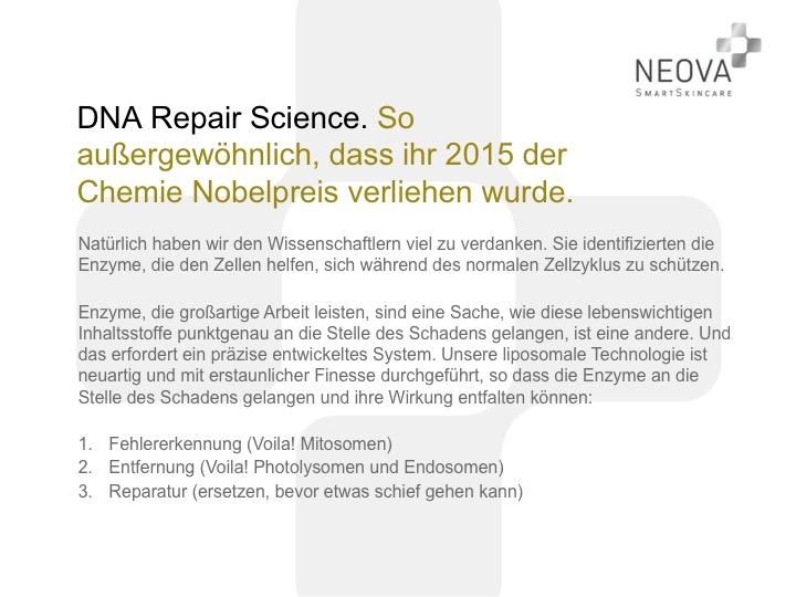NEOVA Produkte Leading Photorepair3
